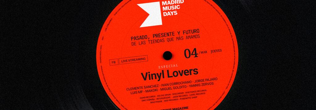 vinyllovers MADRID MUSIC DAYS