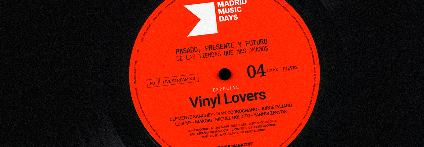 vinyllovers MADRID MUSIC DAYS