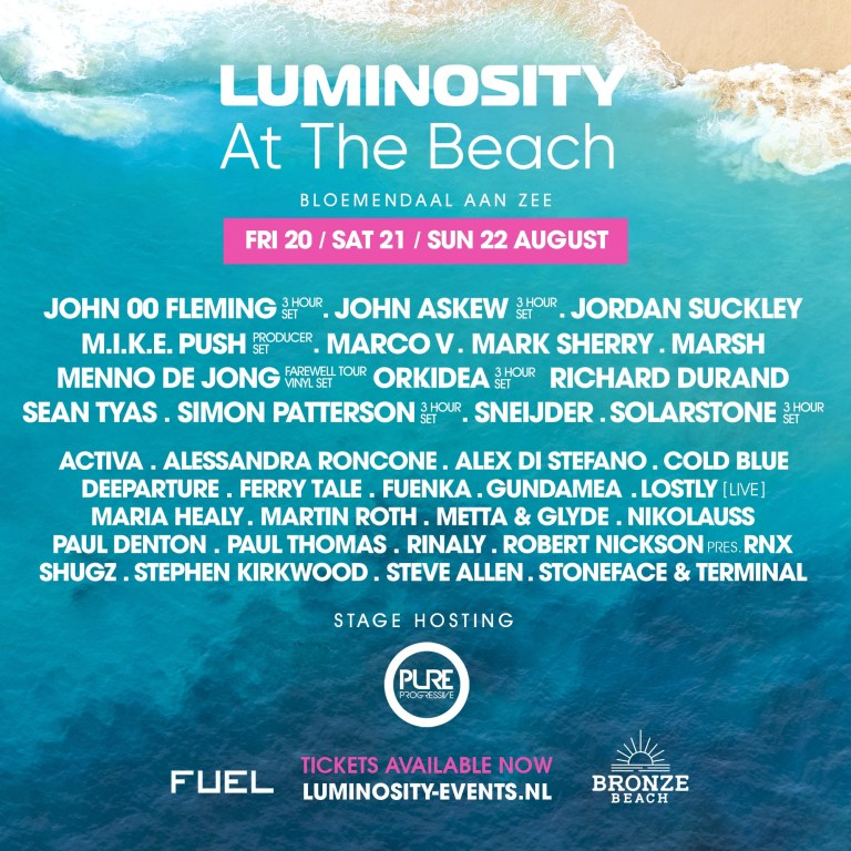 Luminosity At The Beach Vicious Magazine